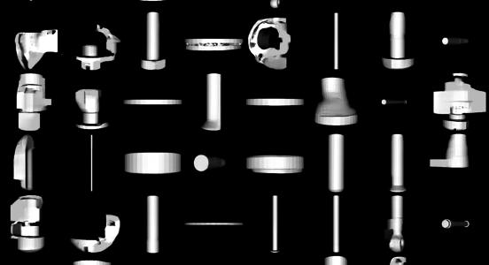 Novel shapes generative design