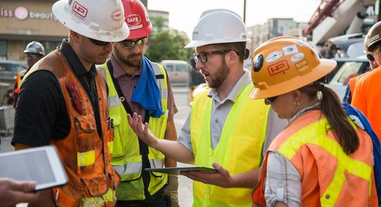 Construction quality control reduce rework