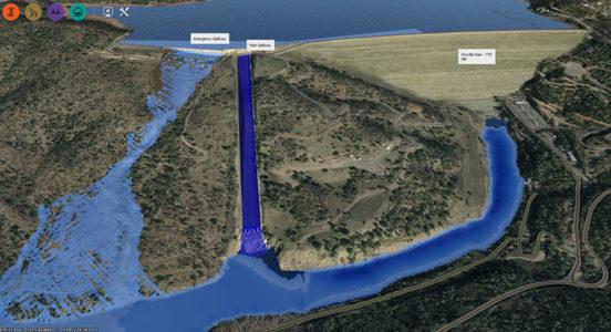 Dam crisis infraworks