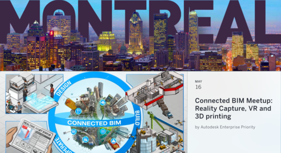 Connected bim meetup