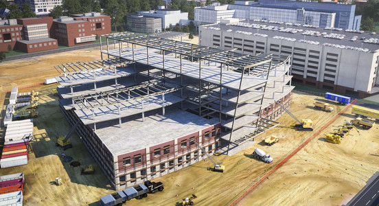 Bim city construction 01