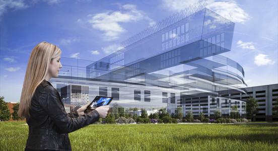 Bim city building design 01