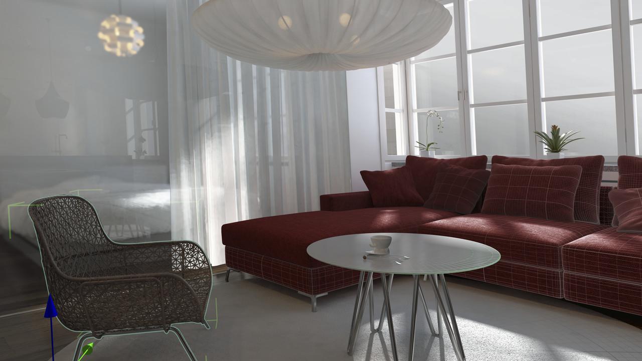 Small business interior design