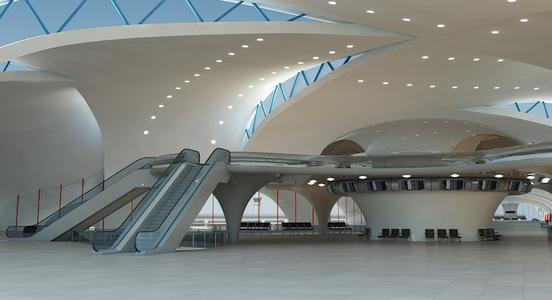 Autocad lobby 1